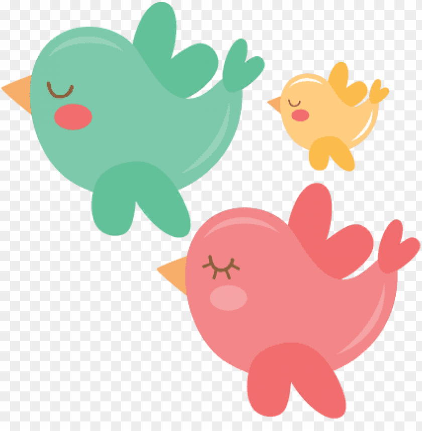 Cute Bird Cartoon Png Image With Transparent Background Toppng
