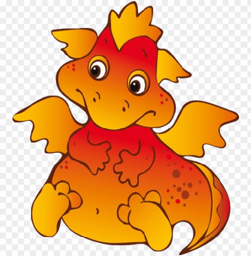 free PNG cute cartoon dragons with flames clip art images are - cute cartoon transparent background PNG image with transparent background PNG images transparent