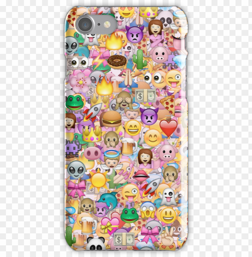 Cute Emoji Wallpaper For Iphone Png Image With Transparent