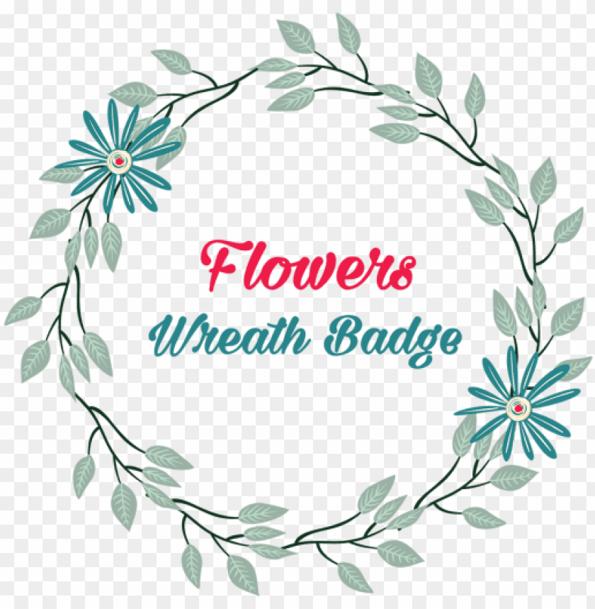 free PNG cute floral flowers wreath, floral flowers, wreaths, - wreath PNG image with transparent background PNG images transparent