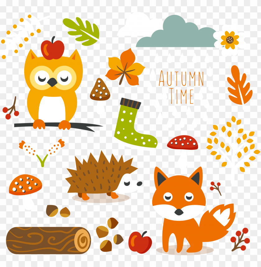 free PNG cute free fall PNG image with transparent background PNG images transparent