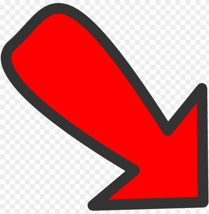 free PNG cute red arrow PNG image with transparent background PNG images transparent