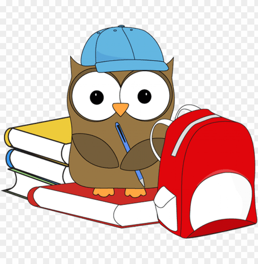 cute school clipart school owl clip art school owl - school owl clip art PNG image with transparent background@toppng.com