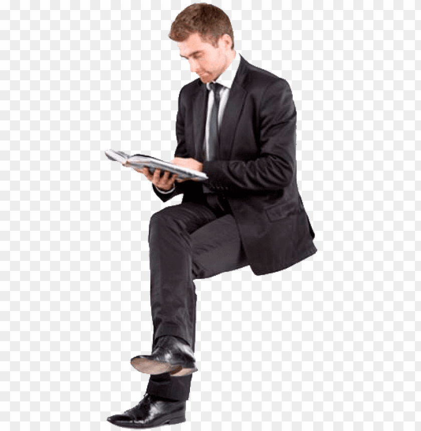 free PNG cutout man sitting people cutout, cut out people, people - business people sitting PNG image with transparent background PNG images transparent