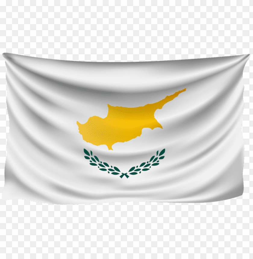 free PNG Download cyprus wrinkled flag clipart png photo   PNG images transparent