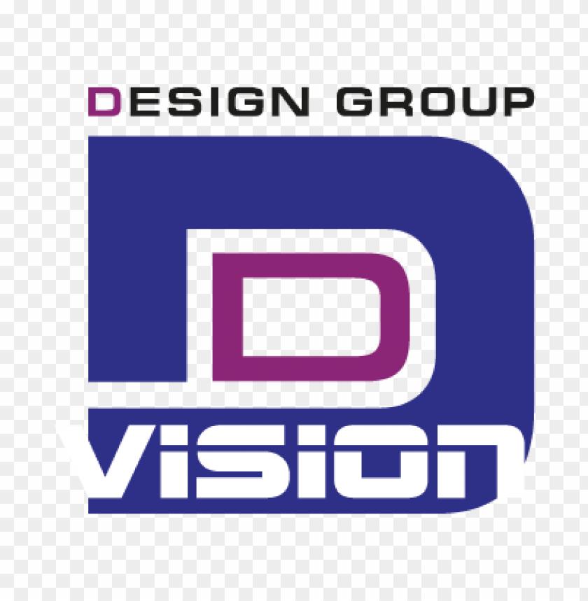 free PNG d vision vector logo PNG images transparent