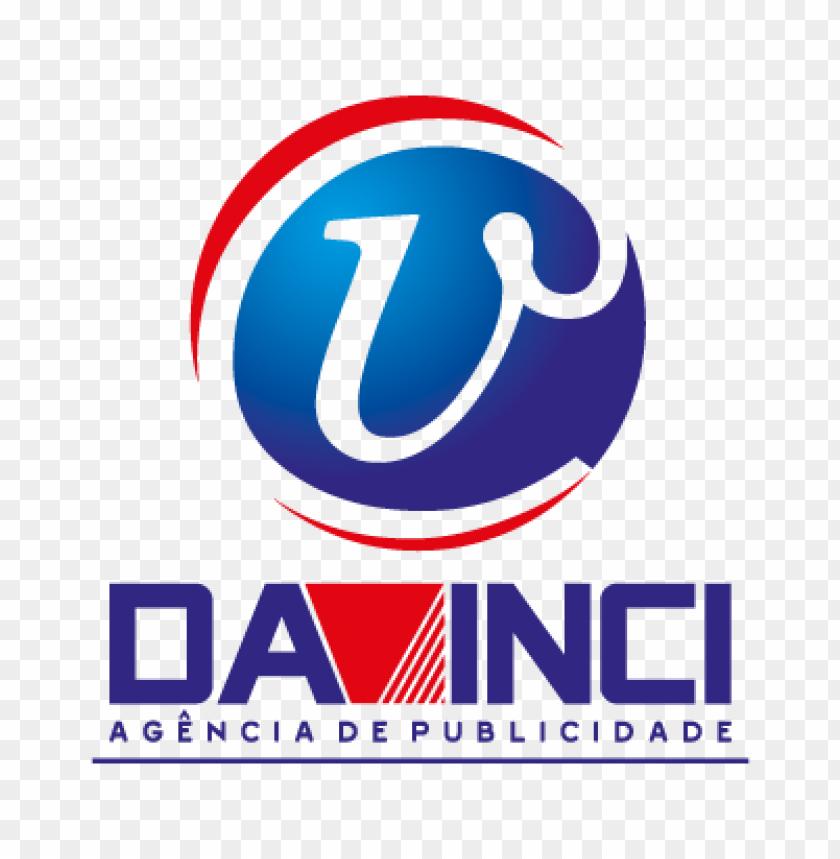 free PNG da vinci publicidade vector logo PNG images transparent