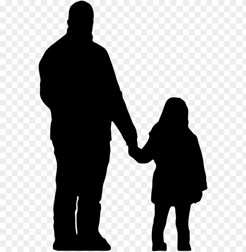 Dad And Son Fishing Silhouette Png Father And Daughter Png Image With Transparent Background Toppng