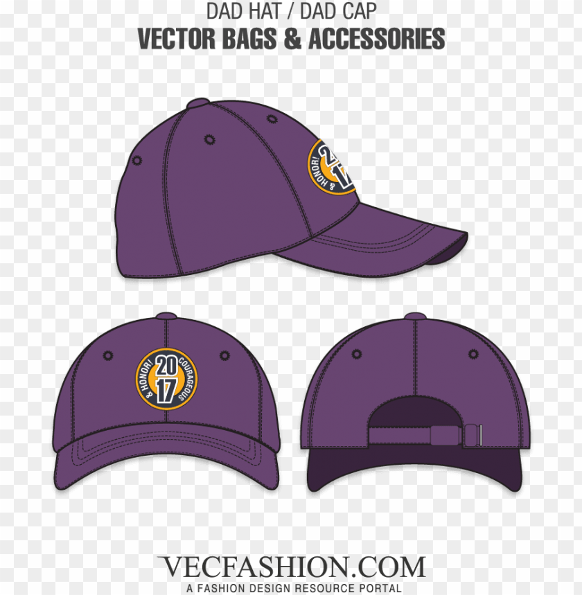 free PNG dad hat or dad cap template - baseball ca PNG image with transparent background PNG images transparent