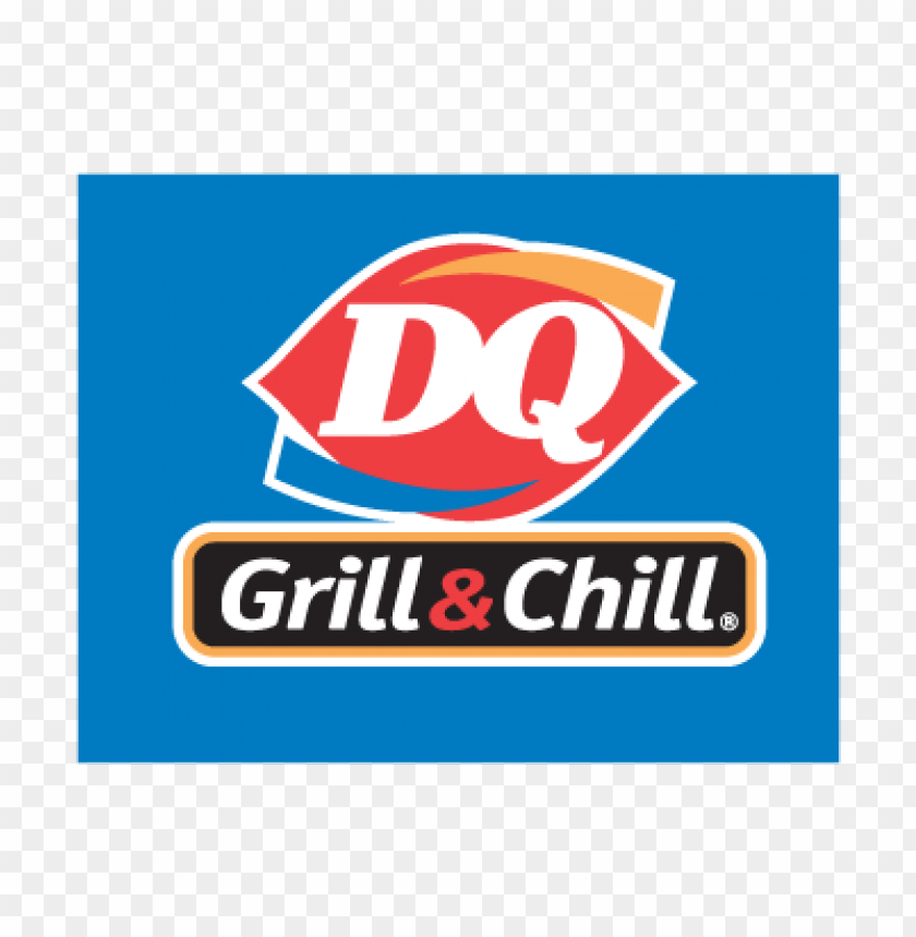 free PNG dairy queen grill chil logo vector PNG images transparent