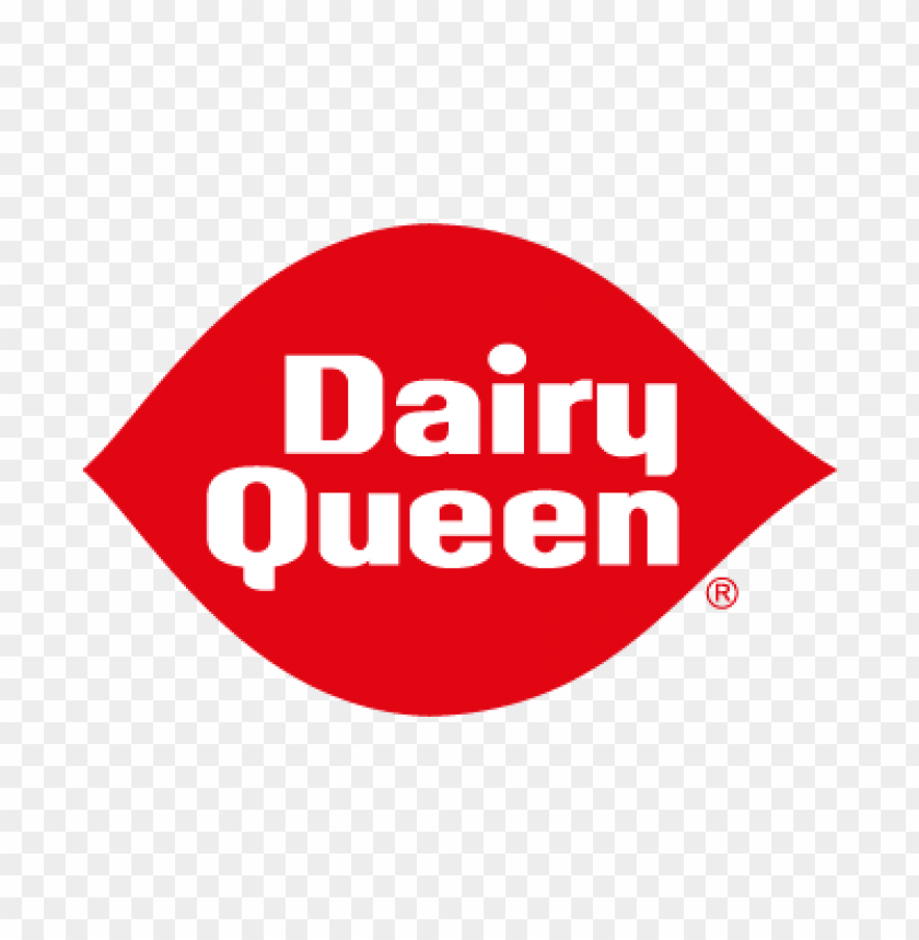 free PNG dairy queen vector logo PNG images transparent