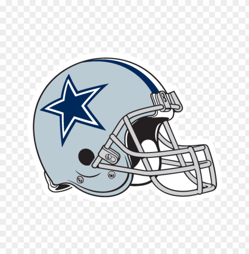 free PNG dallas cowboys helmet vector PNG images transparent