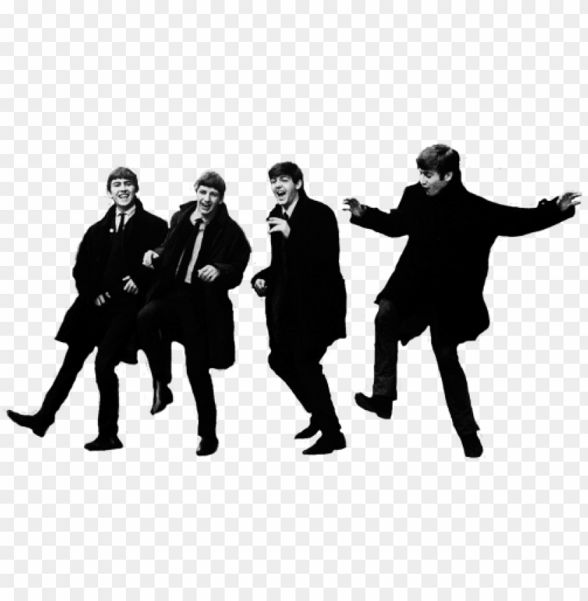 Download Dancing Beatles Png Images Background Toppng