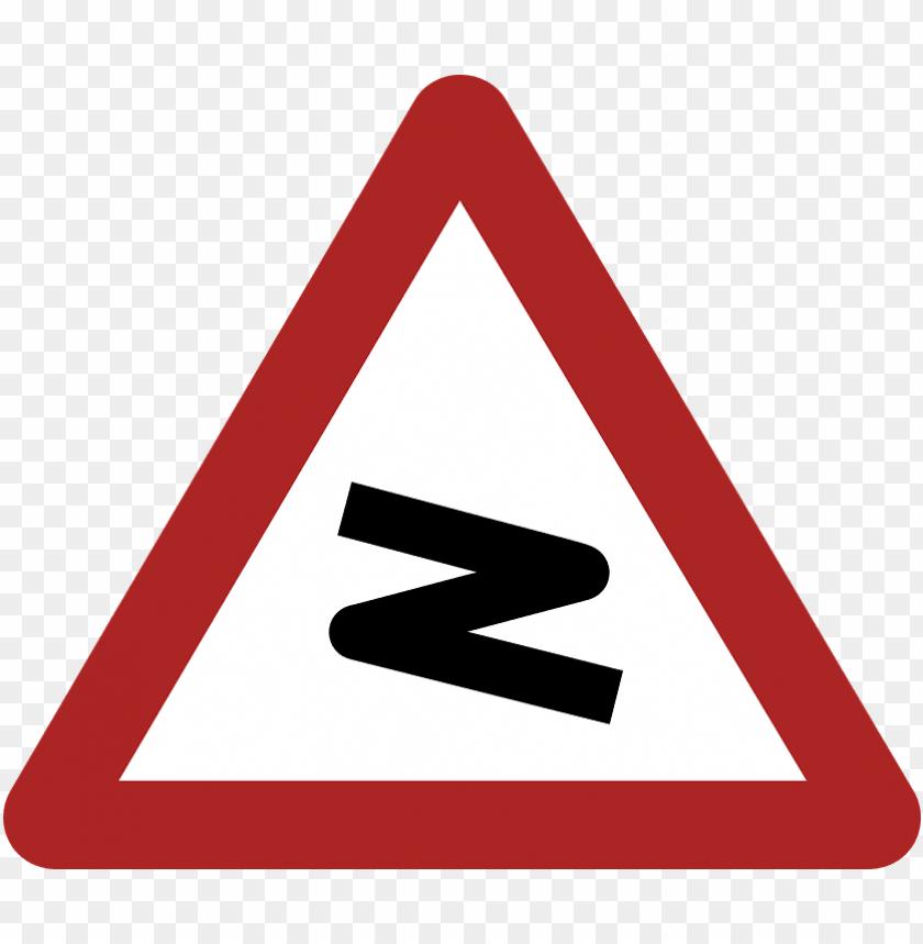 free PNG Download dangerous bend warning road sign png images background PNG images transparent