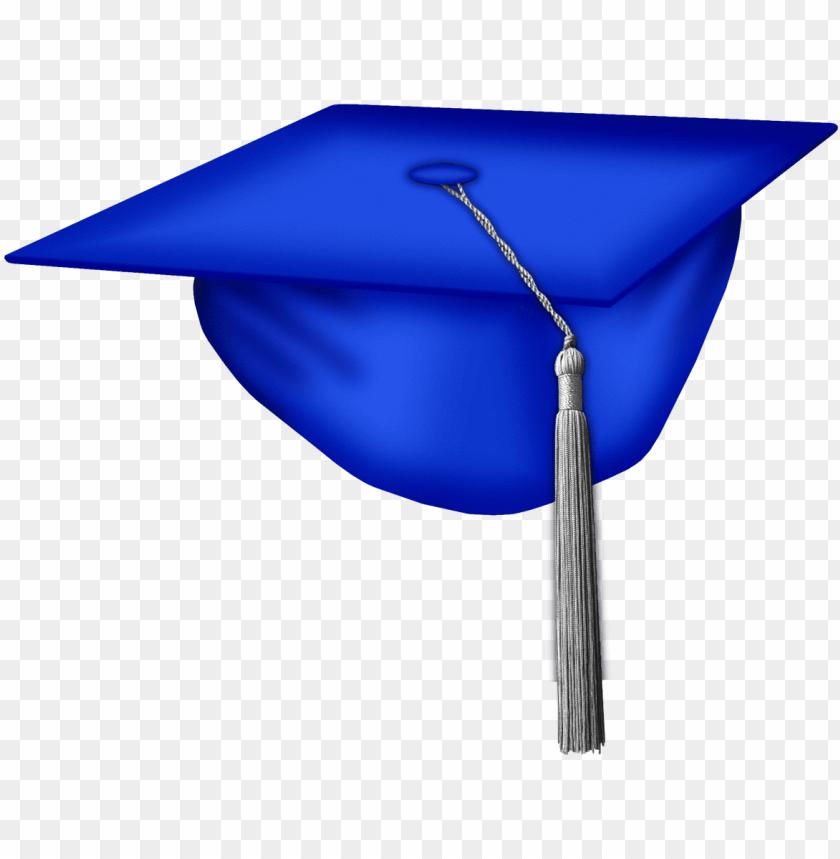 free PNG dark blue graduation cap kiss - blue graduation cap PNG image with transparent background PNG images transparent
