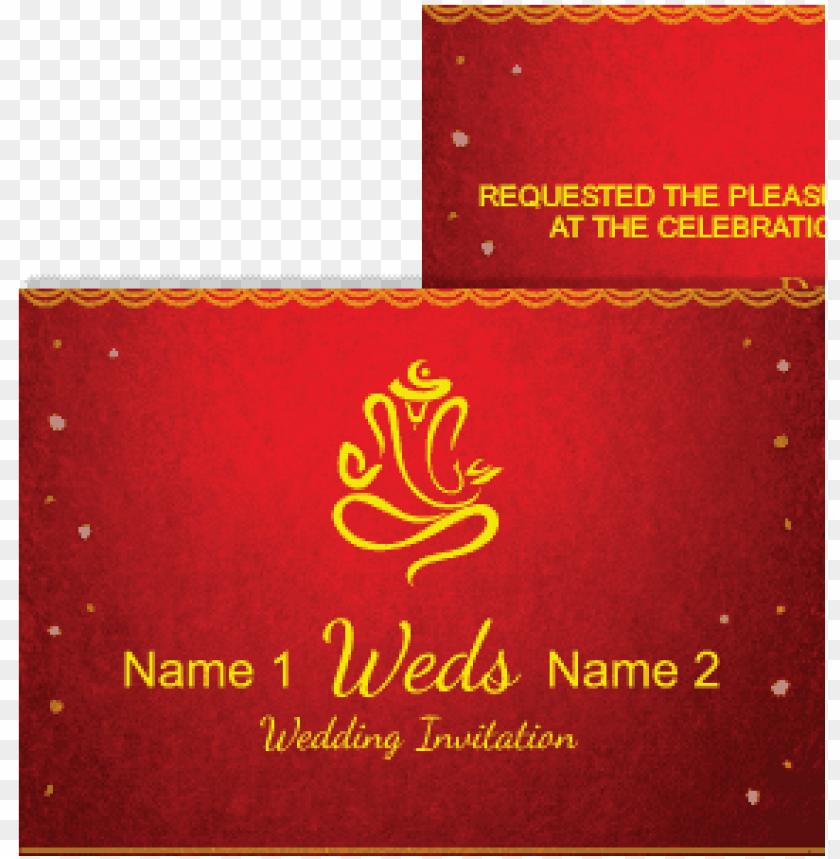free PNG dark color wedding invitation card dark color wedding - wedding invitatio PNG image with transparent background PNG images transparent