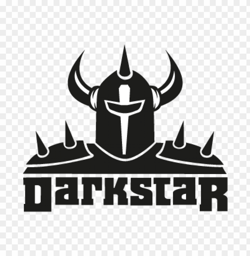 free PNG darkstar black vector logo PNG images transparent