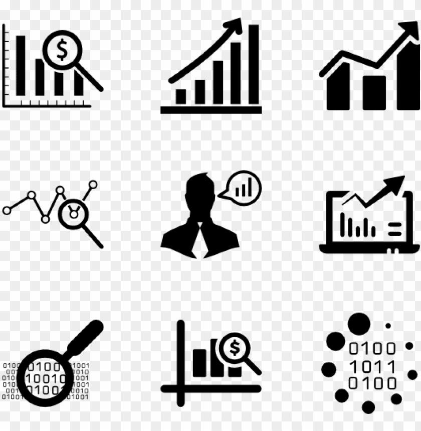free PNG data analytics 190 icons - data analytics icon png - Free PNG Images PNG images transparent