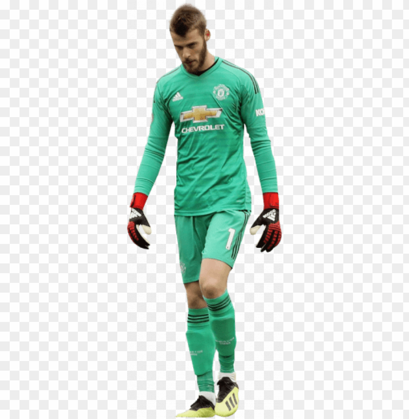 Download david de gea png images background@toppng.com