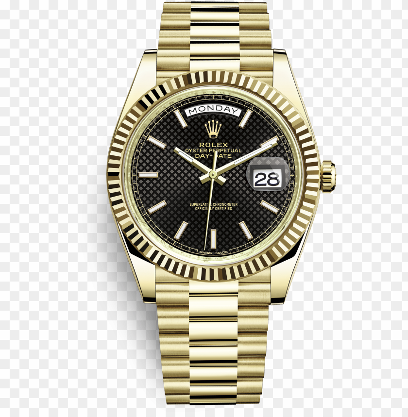 free PNG day-dateoyster, 40 mm, yellow gold - rolex day-date 40 228238 PNG image with transparent background PNG images transparent