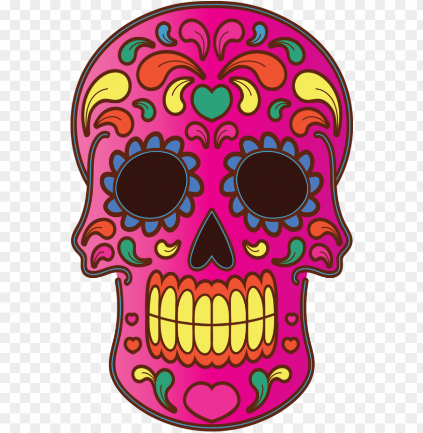 free PNG Day of the Dead Flower Day of the Dead Mother's Day Flowers for Calavera for Day Of The Dead PNG image with transparent background PNG images transparent