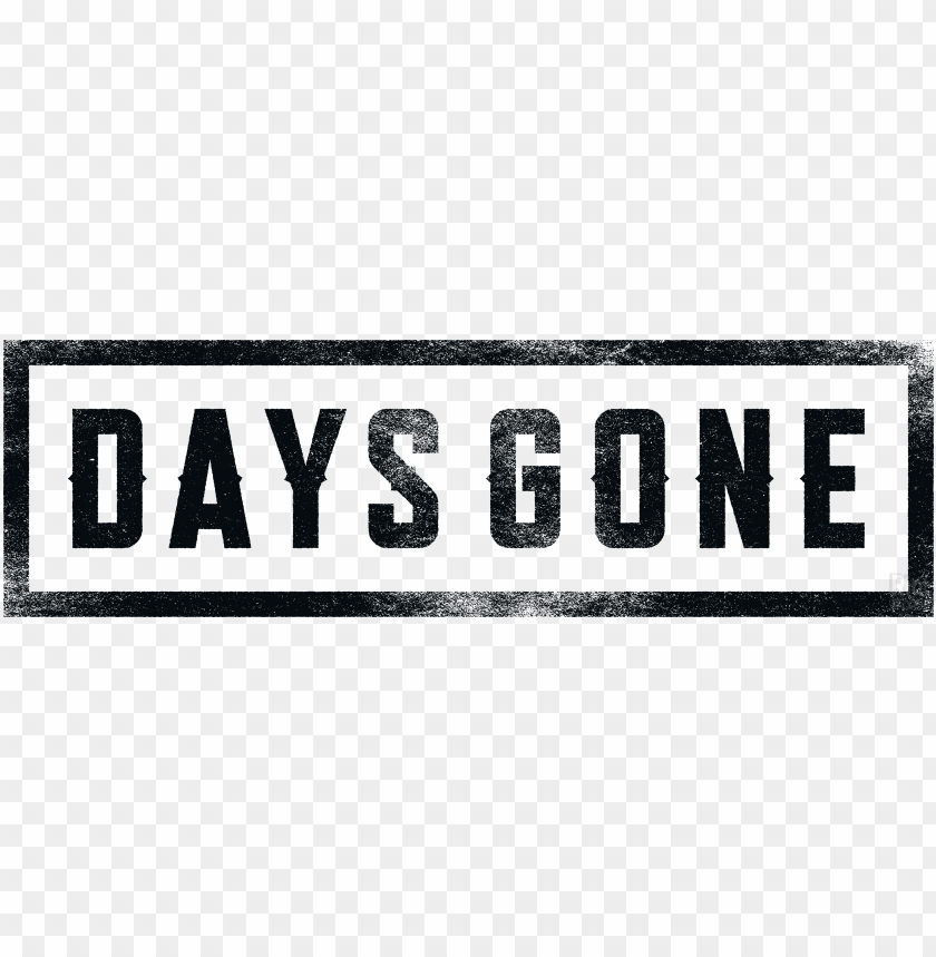 free PNG days gone logo png - Free PNG Images PNG images transparent
