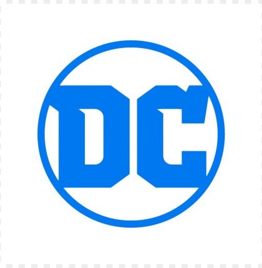 free PNG dc comics new logo (may-2016) vector download PNG images transparent