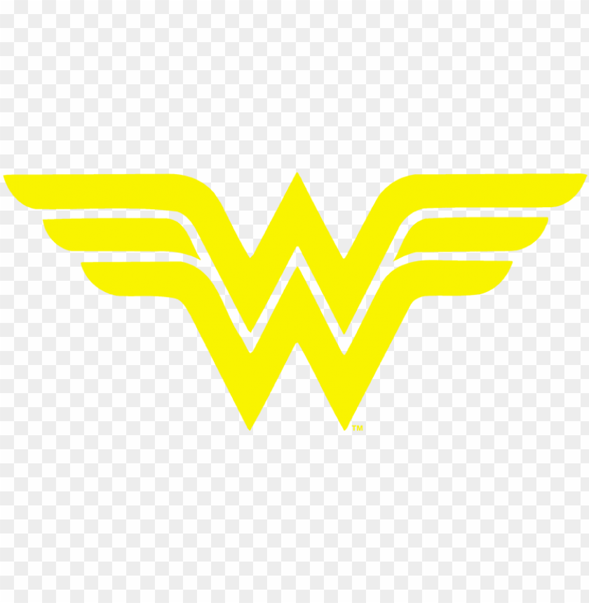 free PNG dc comics wonder woman logo toddler t-shirt - symbol wonder woman logo PNG image with transparent background PNG images transparent