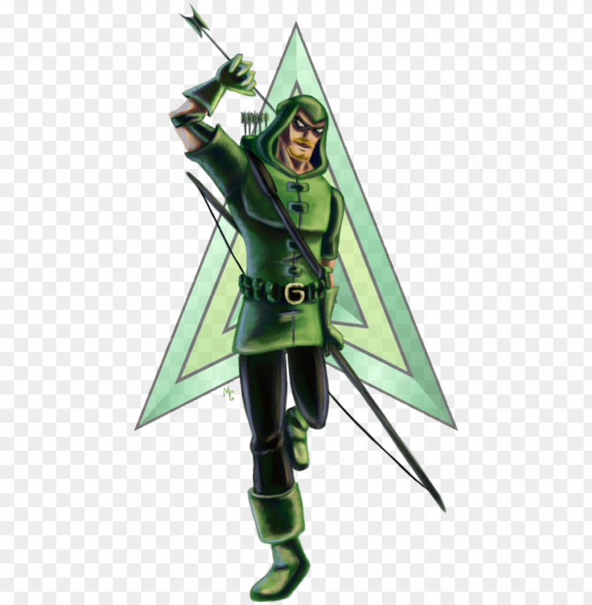 free PNG dc green arrow png image free download - green arrow comics PNG image with transparent background PNG images transparent
