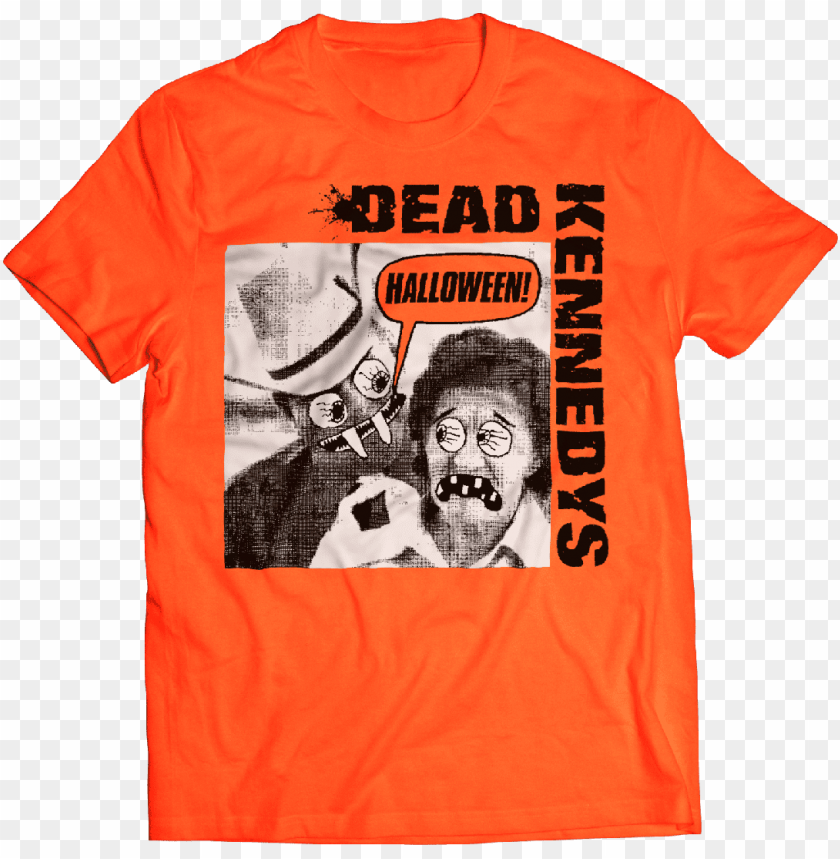 """free PNG dead kennedys limited edition """"halloween"""" t-shirt and - cool mtb t shirt PNG image with transparent background PNG images transparent"""