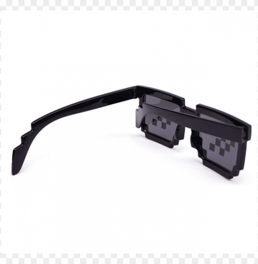 free PNG deal with it 8 bit pixel framed glasses - deal with it glasses - thug life, mlg shades (casual) PNG image with transparent background PNG images transparent