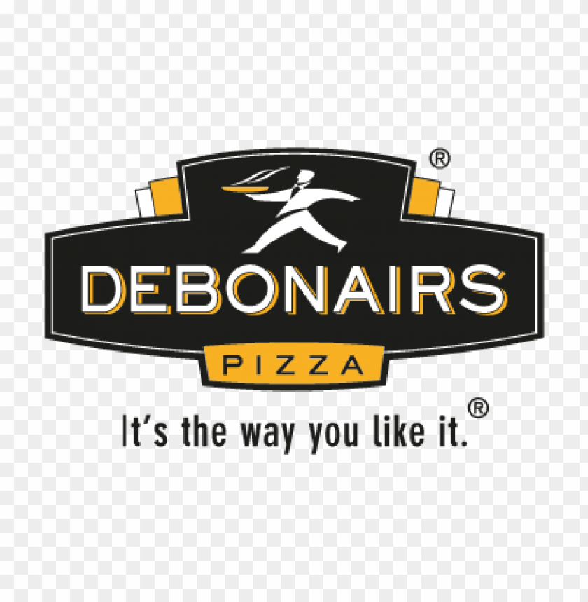 free PNG debonairs pizza vector logo PNG images transparent