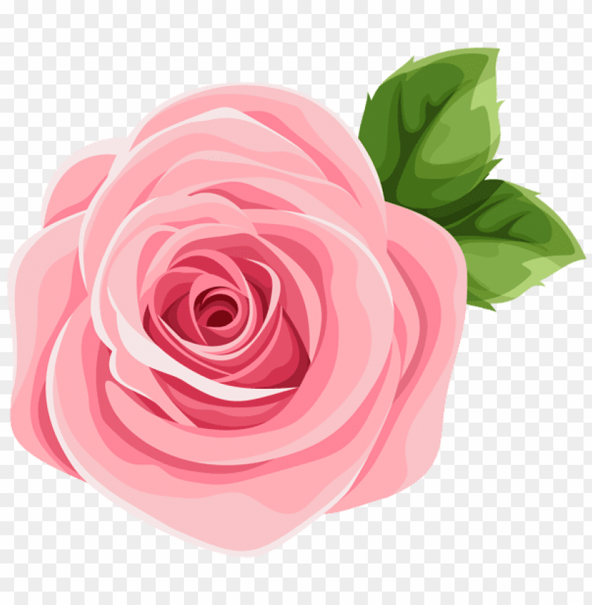 Download Deco Pink Rose Png Images Background Toppng