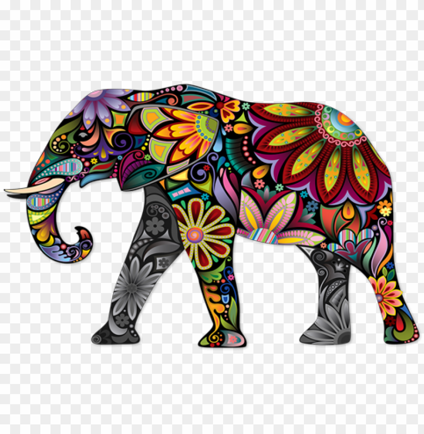 Decorated Indian Elephants Face Png Image With Transparent Background Toppng Search more hd transparent elephant image on kindpng. decorated indian elephants face png