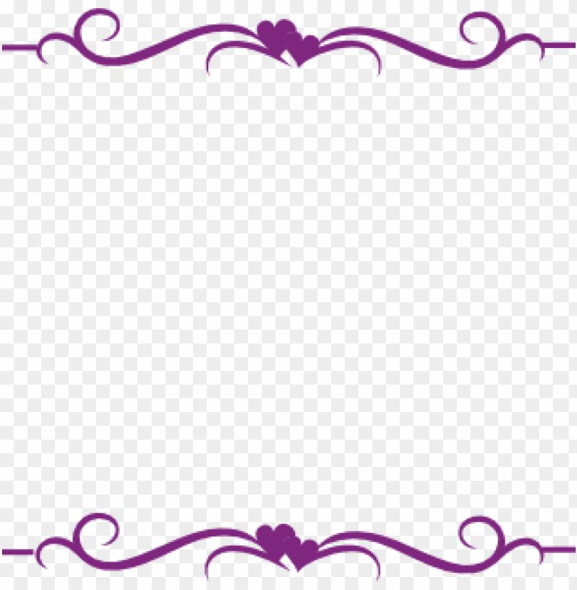 free PNG decorative border clipart decorative border clipart - clip art scroll border PNG image with transparent background PNG images transparent