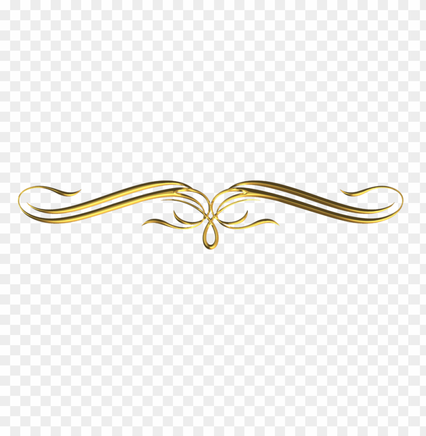 free PNG decorative gold line png PNG image with transparent background PNG images transparent
