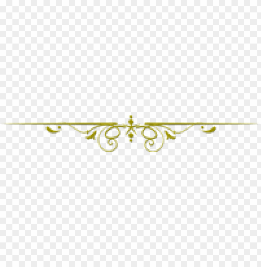 free PNG decorative line gold png transparent images free download - hype theory PNG image with transparent background PNG images transparent