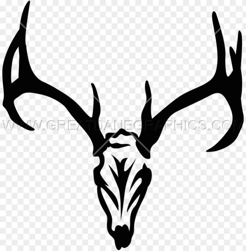 free PNG deer skull charge - deer skull head sv PNG image with transparent background PNG images transparent