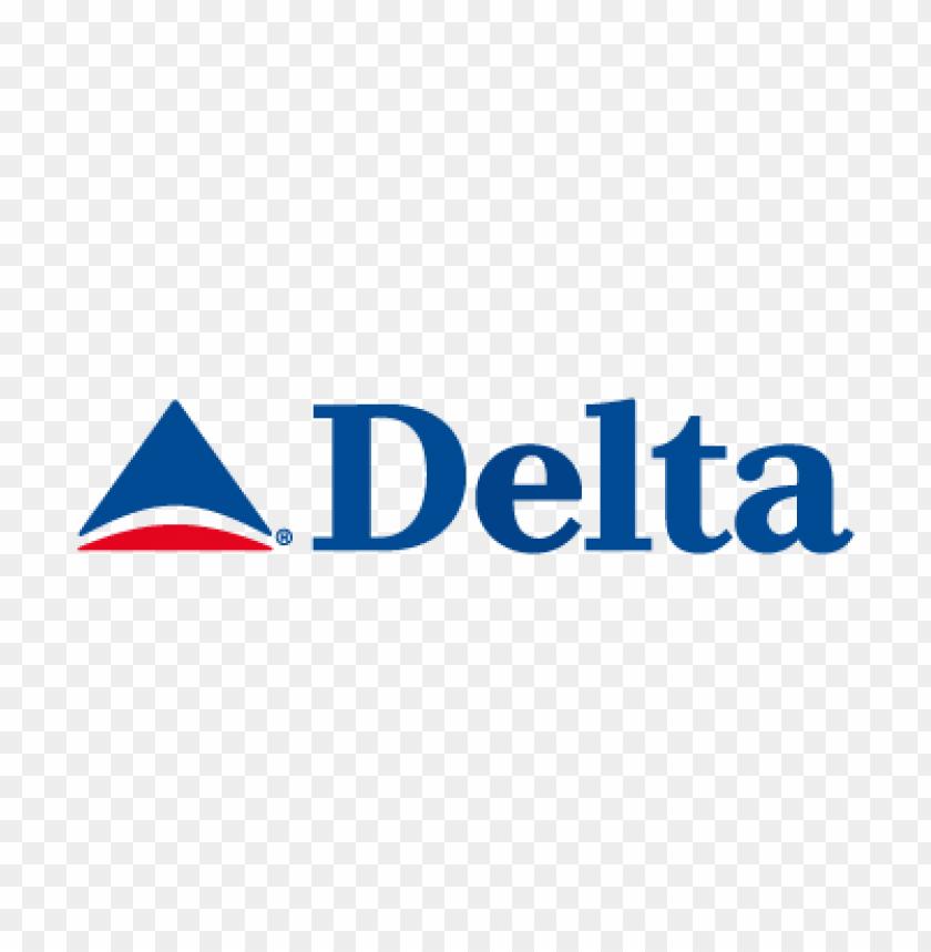 free PNG delta air lines vector logo PNG images transparent