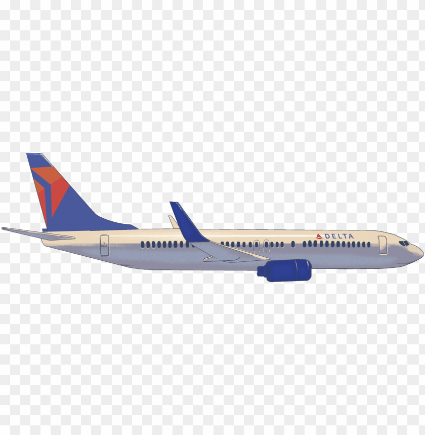 free PNG delta airplane PNG image with transparent background PNG images transparent