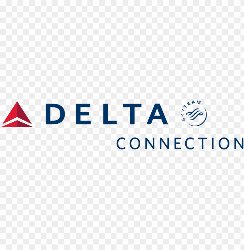 free PNG delta connection logo - delta air lines PNG image with transparent background PNG images transparent