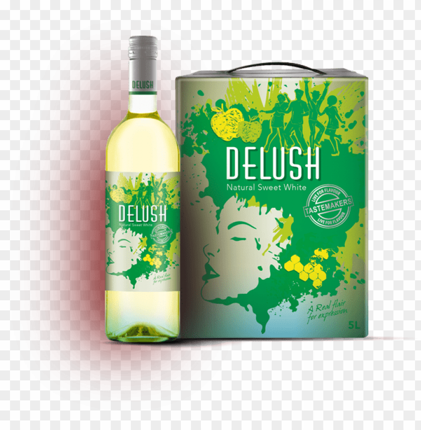 free PNG delush white wine pack - delush wine alcohol percentage PNG image with transparent background PNG images transparent