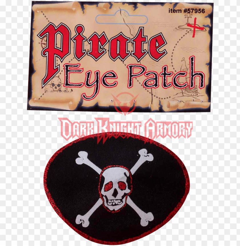 free PNG deluxe pirate costume eye patch one size PNG image with transparent background PNG images transparent