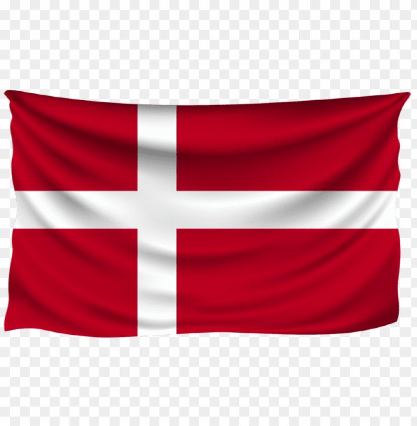 free PNG Download denmark wrinkled flag clipart png photo   PNG images transparent