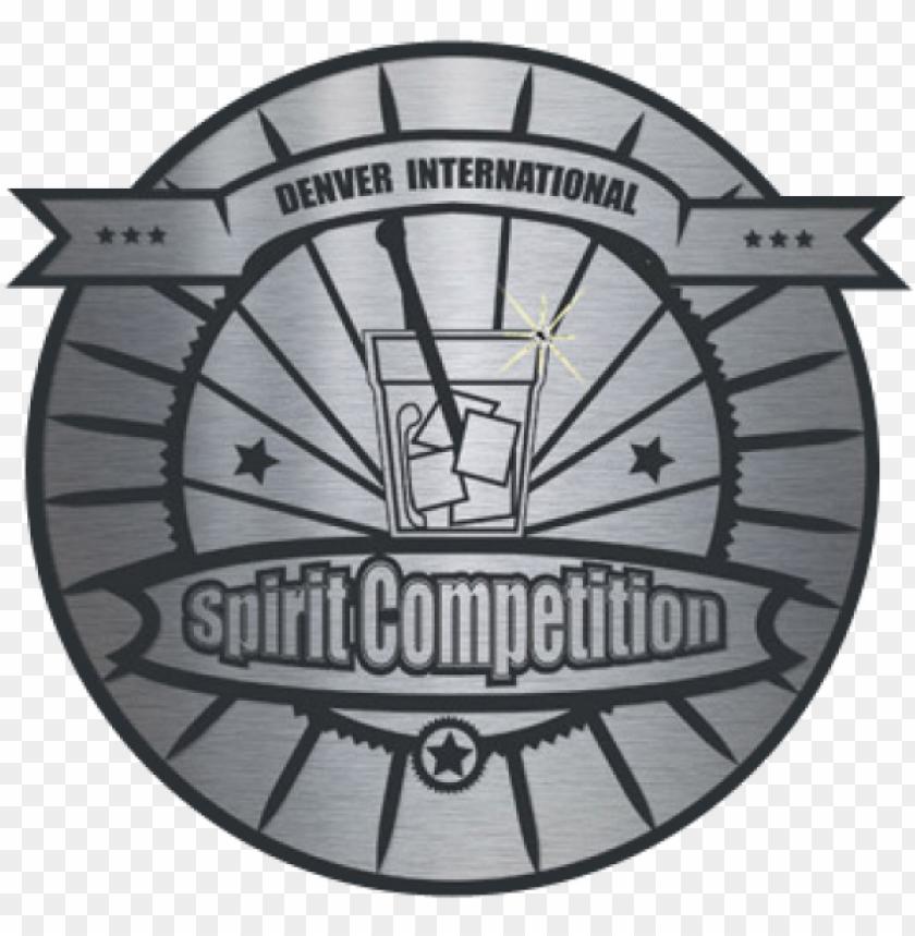 free PNG denver international spirits competition - denver international spirits competition double gold PNG image with transparent background PNG images transparent