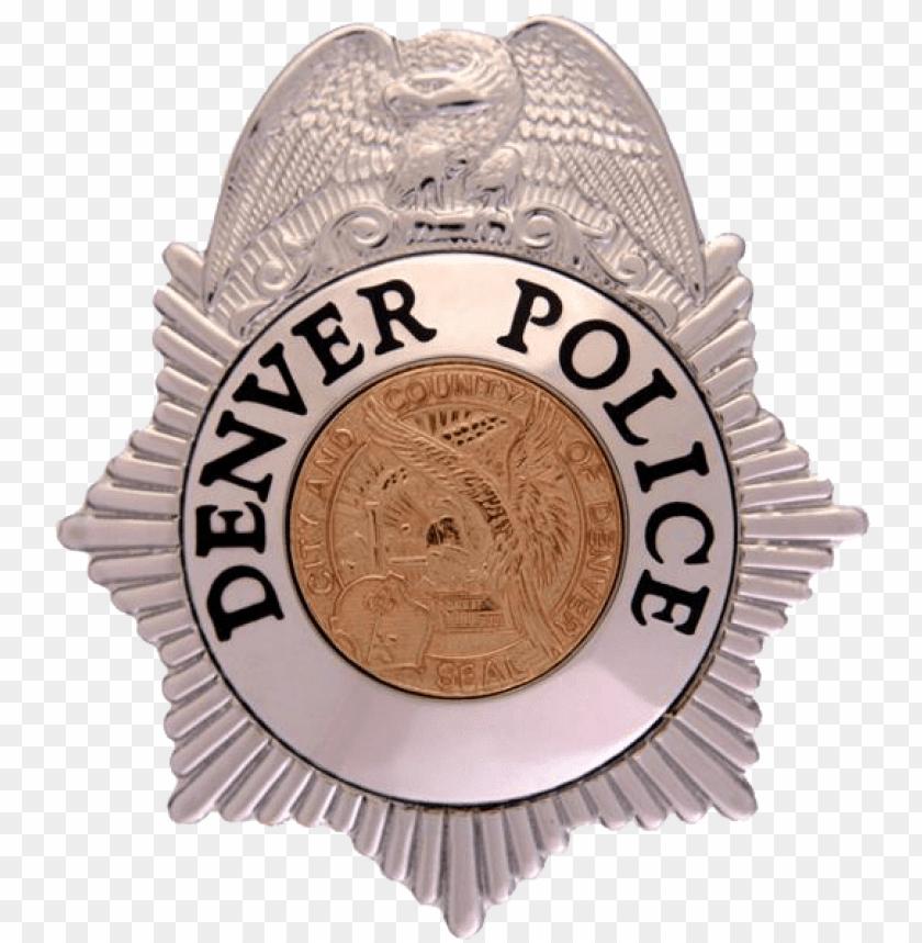 free PNG denver police badge - city of denver co police department PNG image with transparent background PNG images transparent