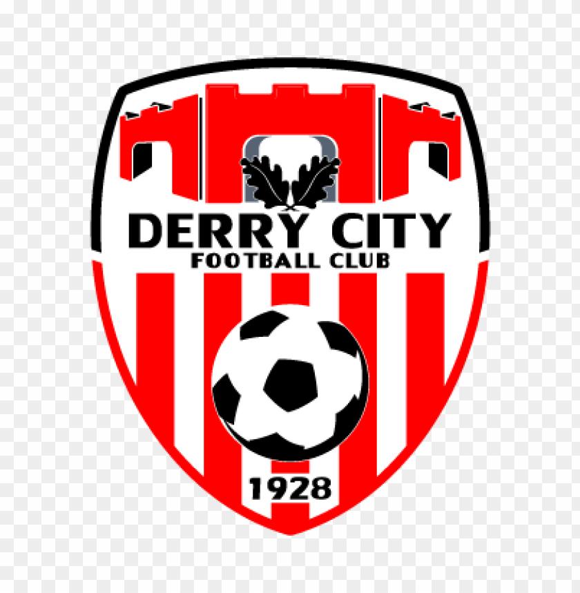 free PNG derry city fc (1928) vector logo PNG images transparent