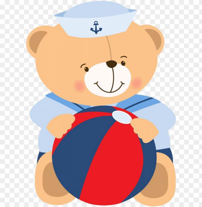 Desenho Ursinho Marinheiro Png Farol Marinheiro Ursinho Png