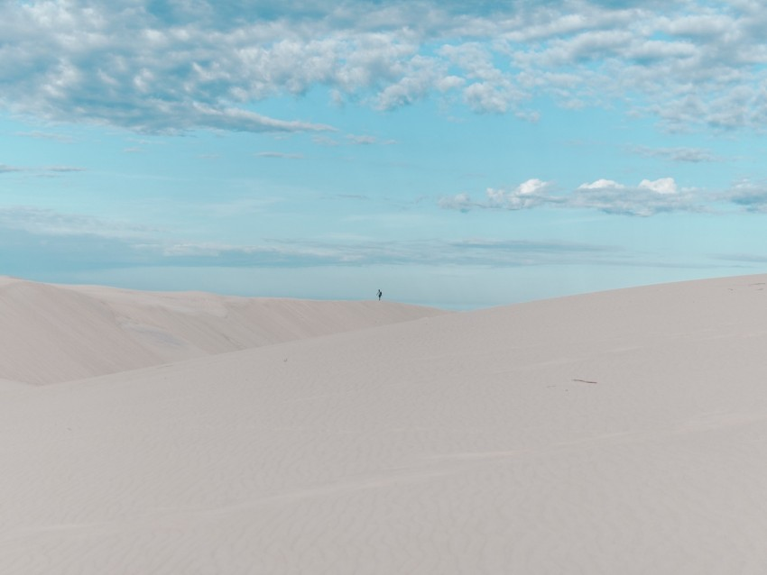 free PNG desert, dunes, minimalism, silhouette, sand, lonely background PNG images transparent