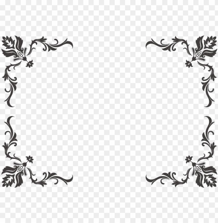 free PNG design transparent corner huge freebie download for - corner frame PNG image with transparent background PNG images transparent